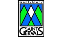 Saint Gervais Mont-blanc : logo