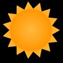 Soleil : Les Gets