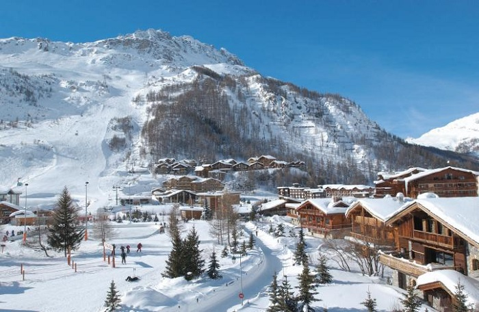 VAL D'ISERE - Hiver 2004 -