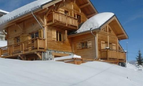 La toussuire domaine skiable de la toussuire pistes - Chalet le jardin d hiver la toussuire ...