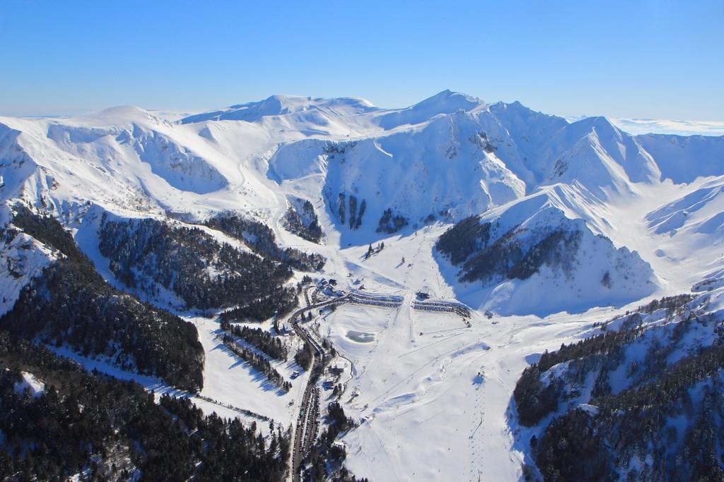 Le mont dore guide de la station du mont dore par - Le mont dore office du tourisme ...