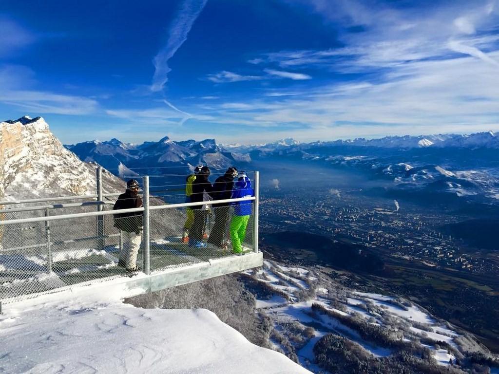 location ski lans en vercors